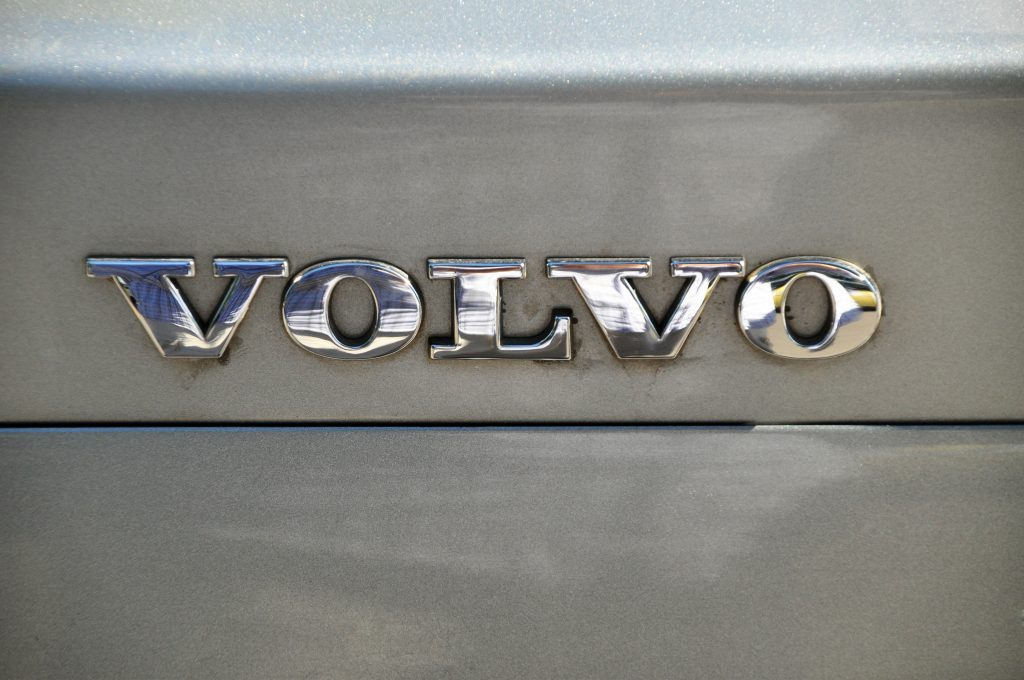 Volvo car key in Boston