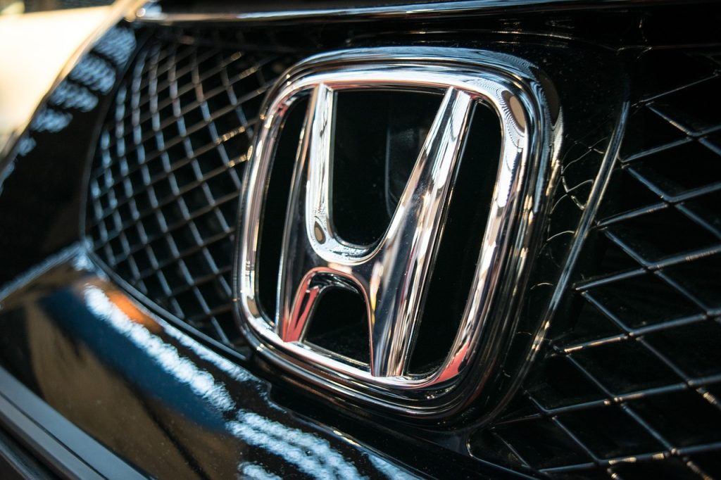 Honda car key in Boston