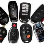 car keys and remotes