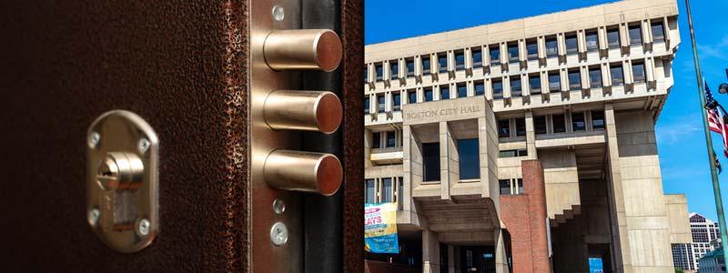 commercial door locks in boston